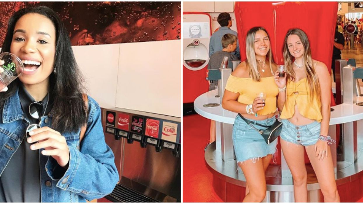 Free Admission To The World Of Coca-Cola All Day This Sunday