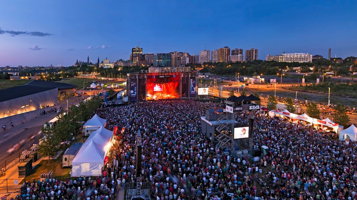 Ottawa Bluesfest's 2020 Holiday Pre-Sale Is On Now With Special Deals