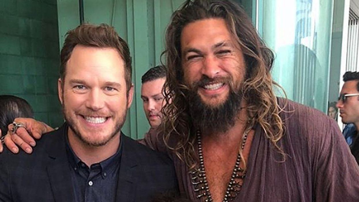 Aquaman Came After Washington Native Chris Pratt For Using An Unexpected Item In His Ad