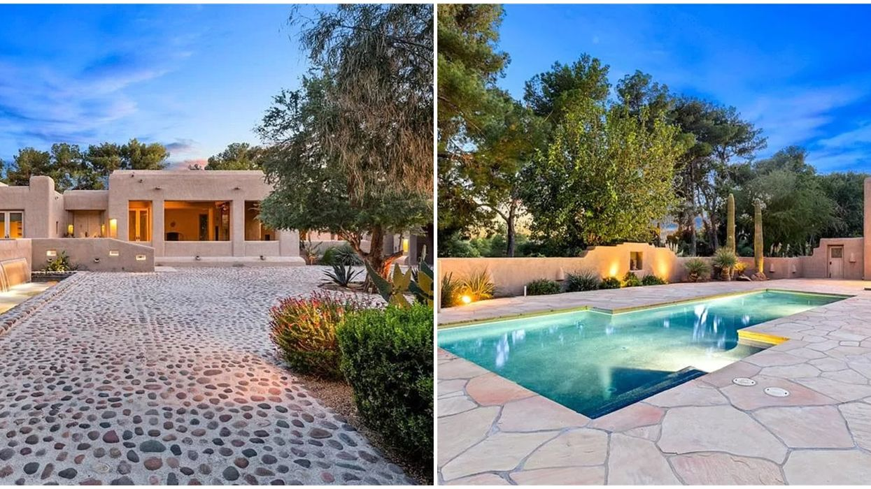 This Mansion For Sale In Las Vegas Is A Wine Lover's Dream Home