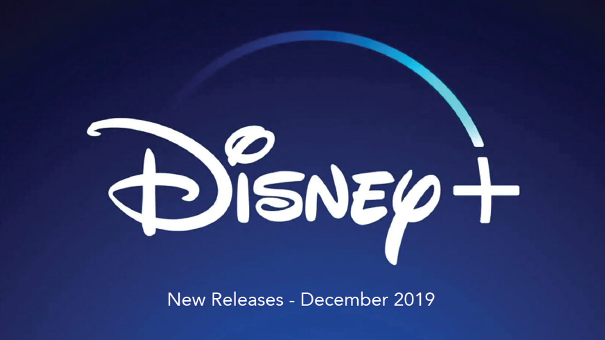 Disney+ Canada December 2019 Shows & Movies Announced