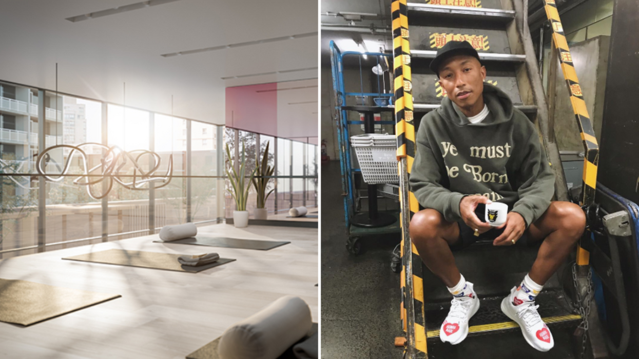 Pharrell Williams' Condo Project Has Released The First Photos & It's Jaw-Dropping