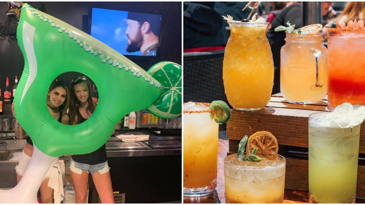 Houston Is Having A Massive Margarita Festival This March With Endless Tasty Margs