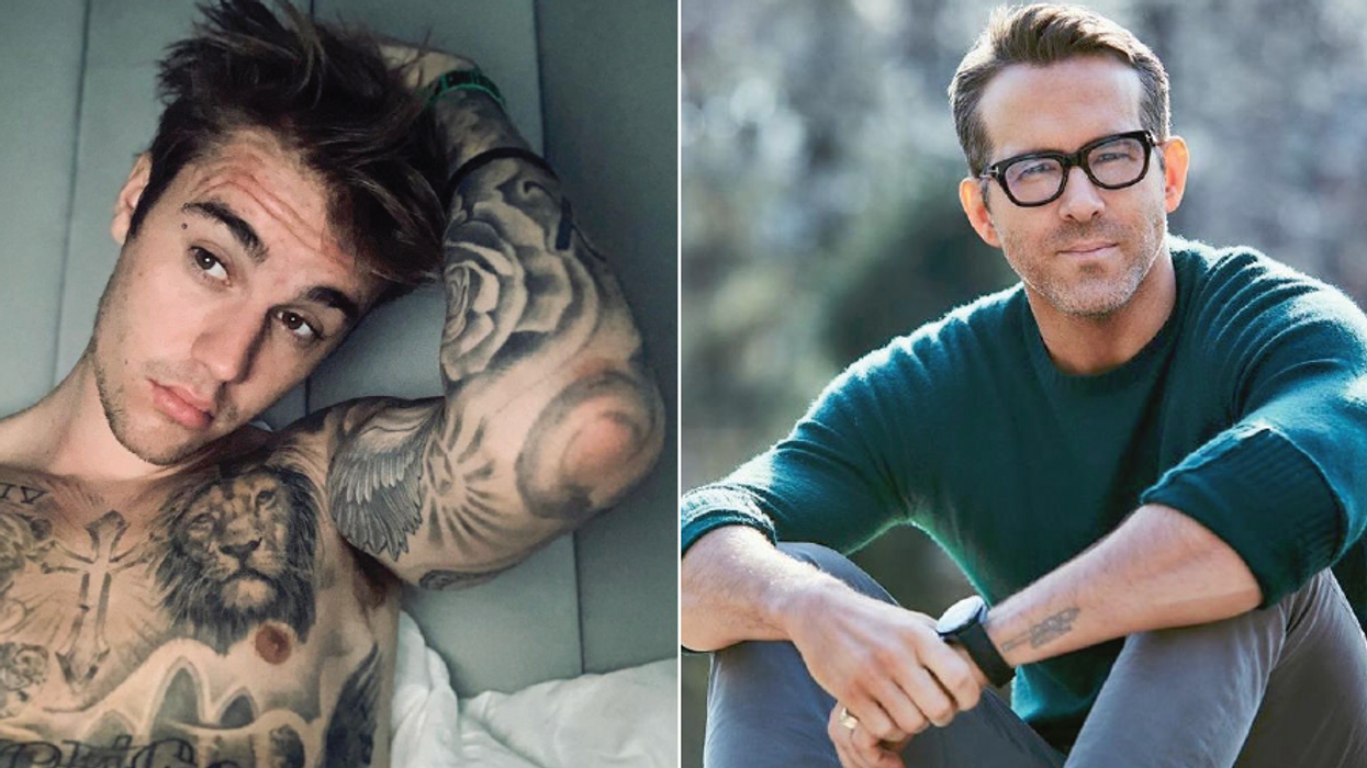 5 Celebrities With Tattoos Dedicated To Canada