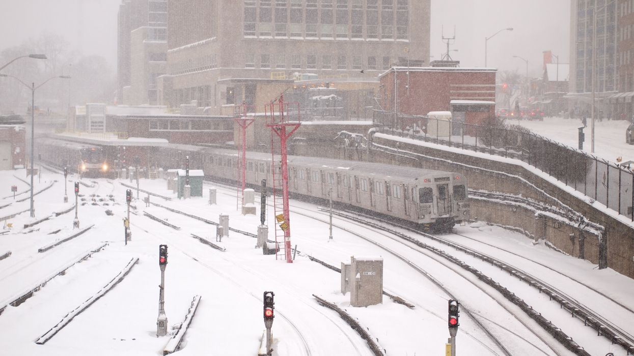 More Toronto Commute Chaos Is Expected Later This Week As The Snow Returns With A Vengeance