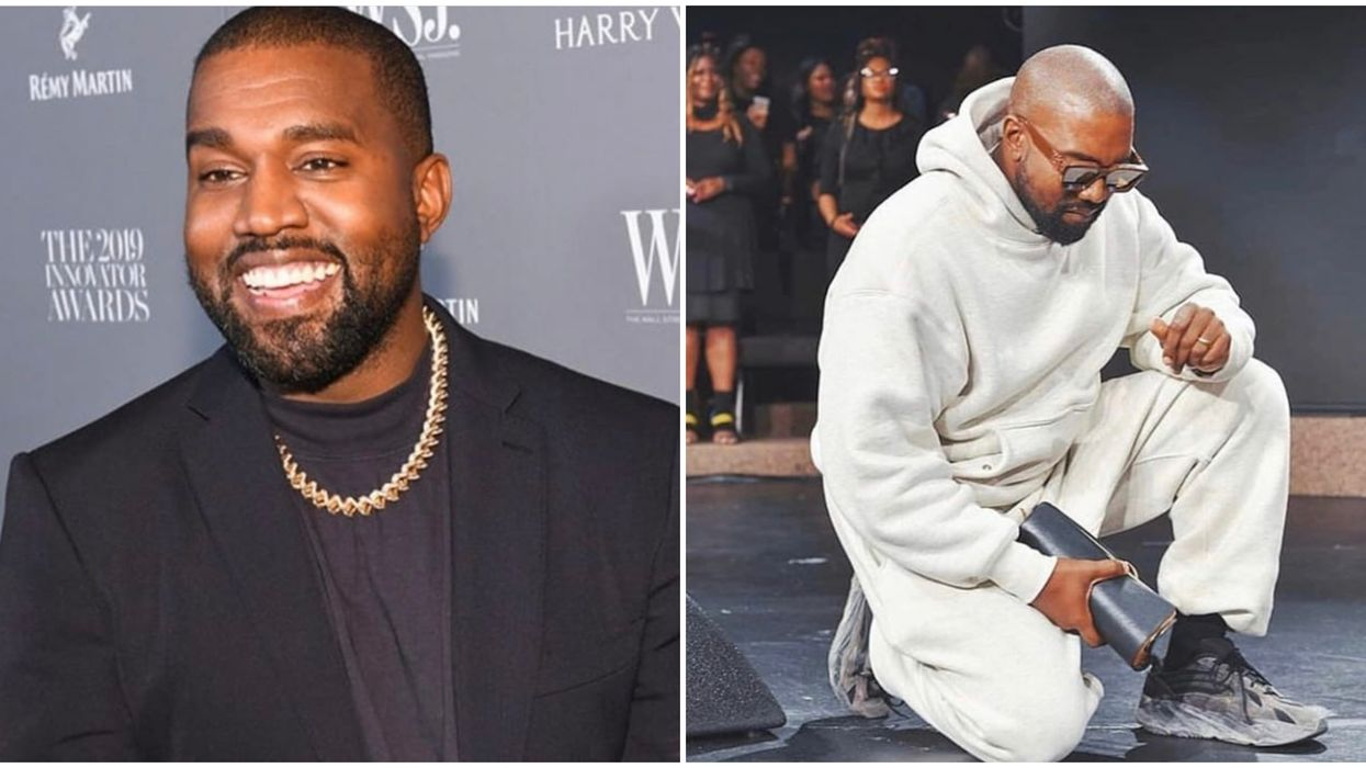 Kanye West Is Performing A Sunday Service In Pigeon Forge Tennessee In January 2020