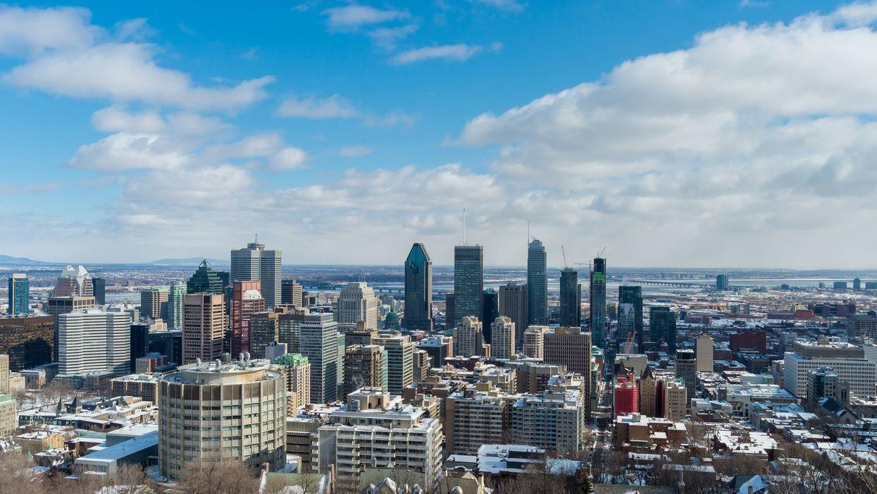 Les Montréalais n'auront pas de Noël blanc cette année, selon les prévisions