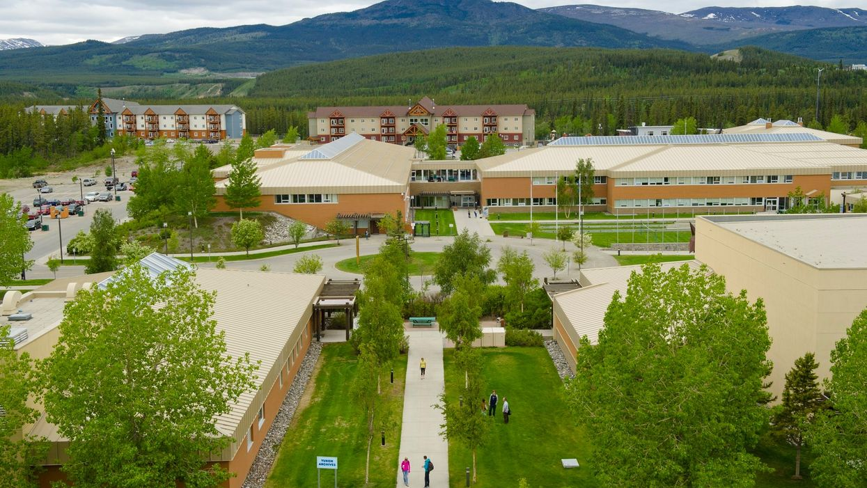 Yukon College Will Turn Into Yukon University & Be The First Of Its Kind In The Arctic