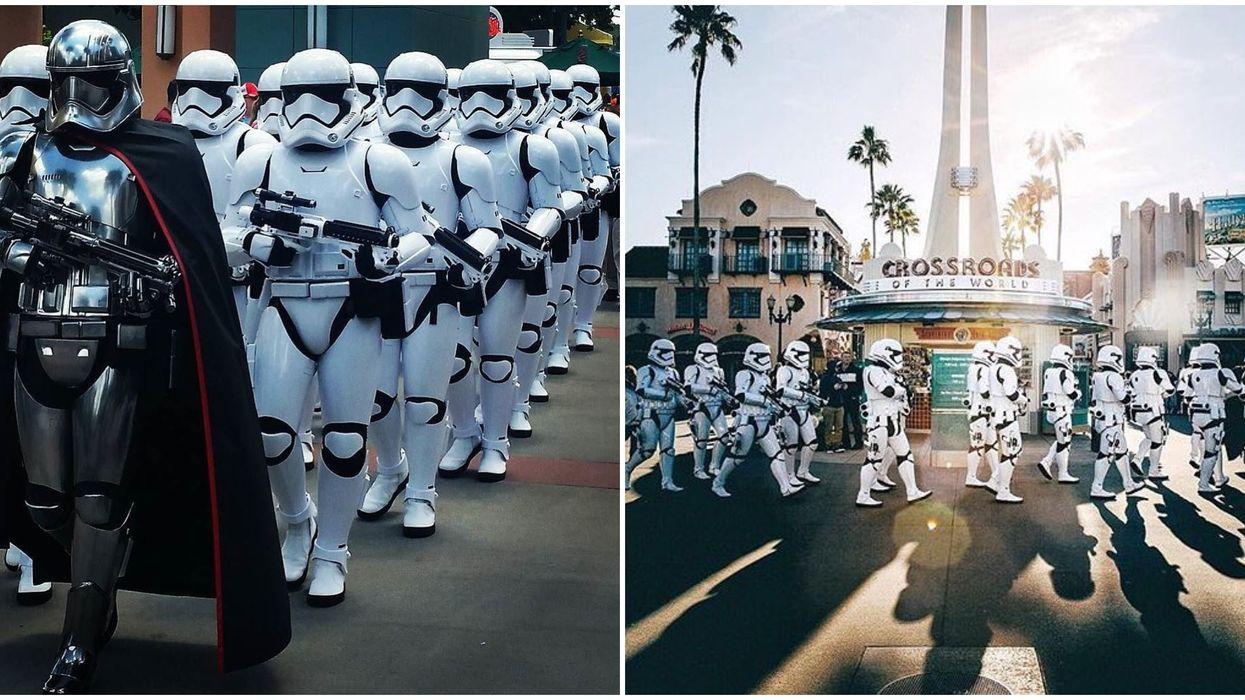 Disney Open Casting Call In LA Seeks Star Wars Fans For Roles