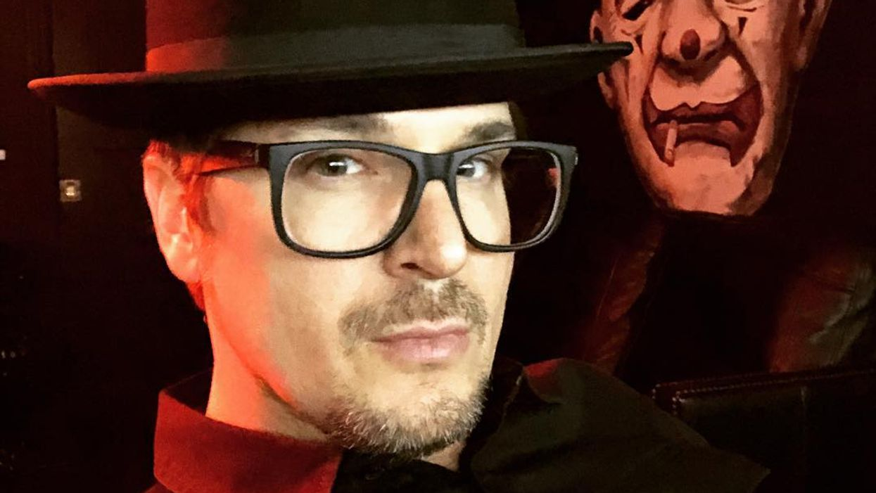 We're Convinced Zak Bagans Has A New Girlfriend From His Latest Post
