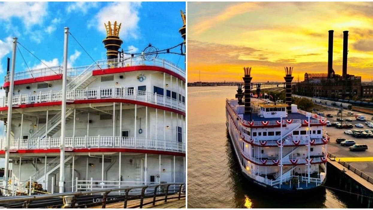 This All-New Booze Cruise In New Orleans Is Completely Free This Weekend