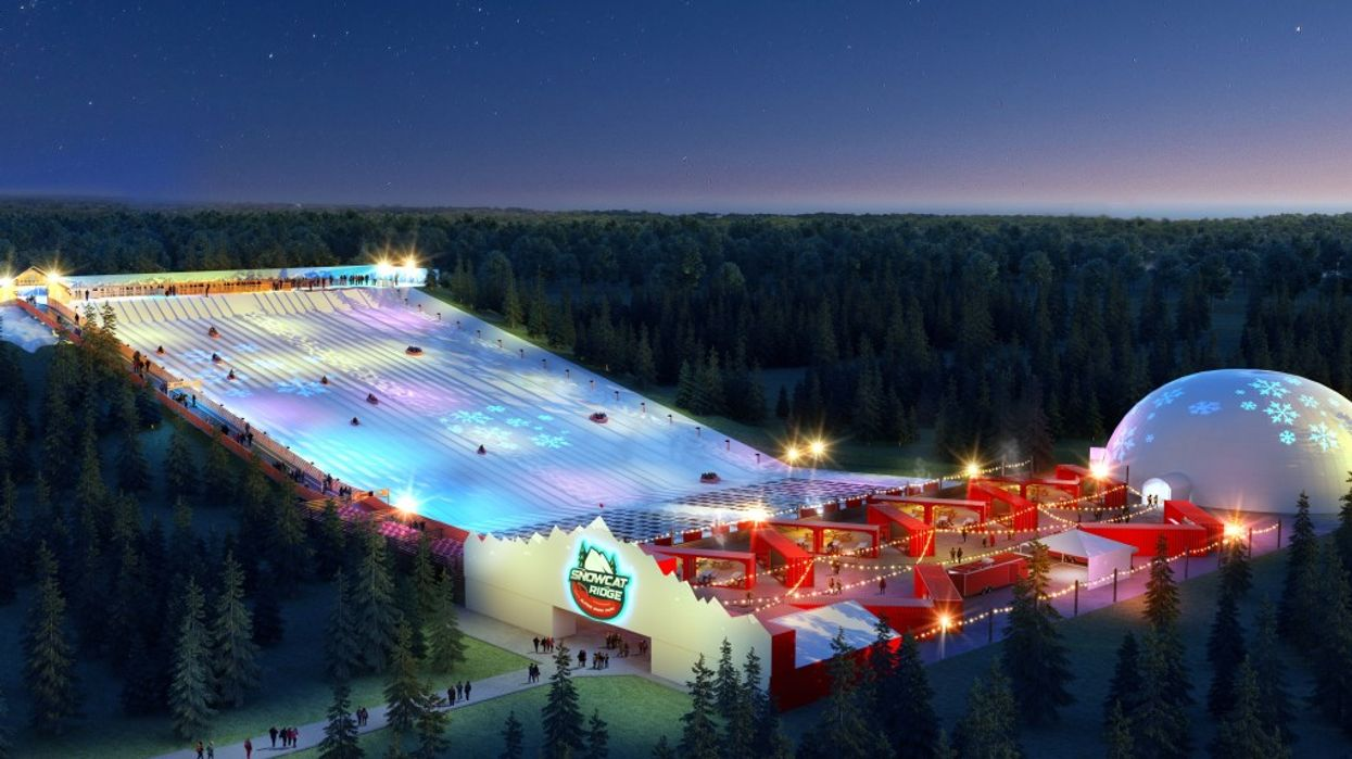 Florida's First Snow Park Expected To Open In November 2020