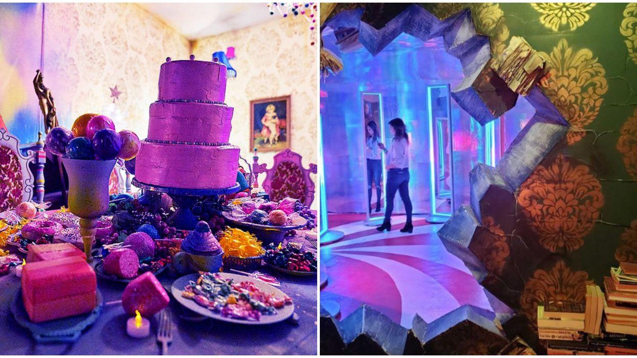 Toronto's Funhouse Winter Wonderland Circus Has 3 New Magical Rooms