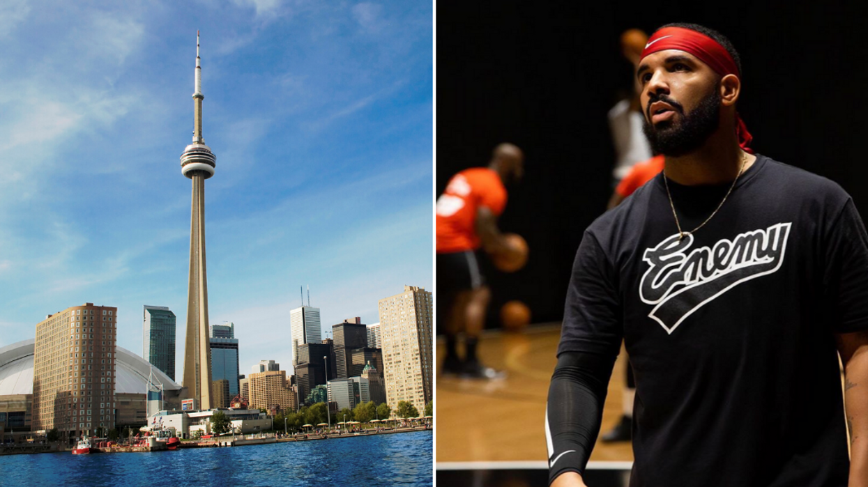 """Drake Showed Off The Toronto House He Grew Up In & Says It All """"Makes Sense Now"""""""