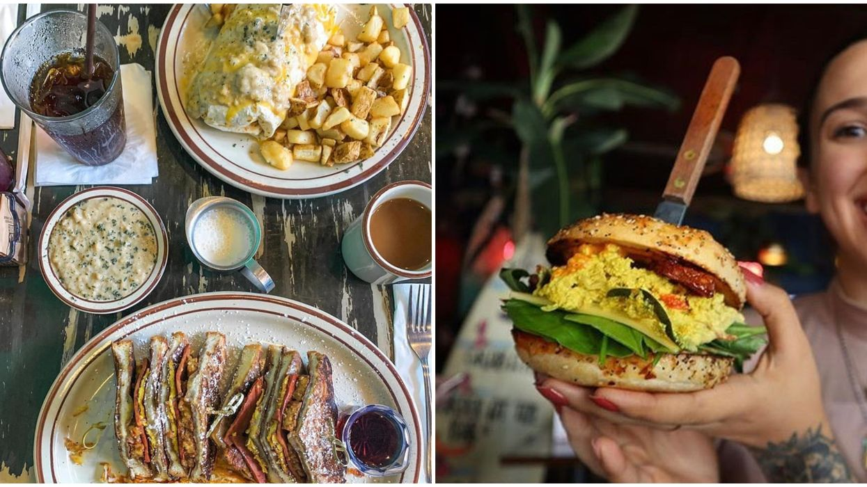 Whether or not you considered becoming vegetarian or vegan yourself, or are just a curious carnivore looking for some options that involve no fauna, here's a list of some of the top vegan & vegetarian restaurants in Seattle, that'll have you dipping your toe in the green lifestyle.