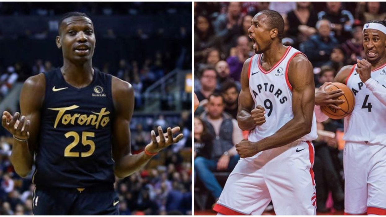 Google Replaced Serge Ibaka With A Raptors Teammate & Fans Want Nick Nurse To Take Note