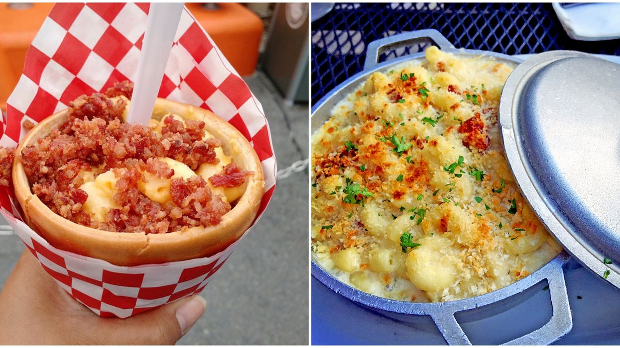 Houston Is Hosting A Massive And Boozy Mac And Cheese Fest This Spring