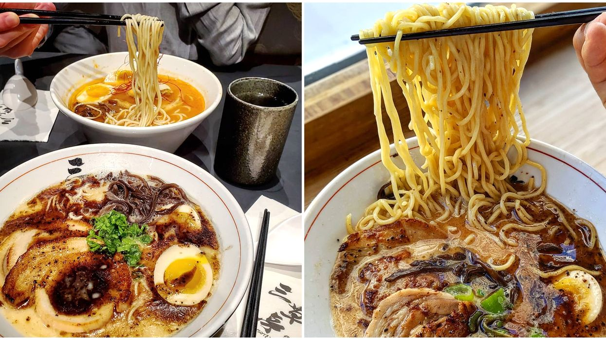 7 Ottawa Ramen Spots You Should Try If You're Obsessed With Noodles