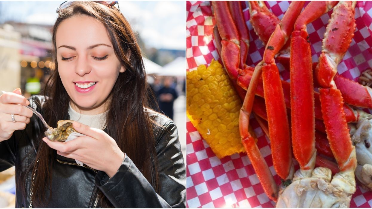 Once you become a seafood lover, you've found a new religion. Simply you can't refuse a delicious lobster tail dipped in butter and your sweetest dreams are made of a bunch of crab legs to slowly crack and enjoy. If this is you, get ready to indulge yourself because Houston will host a massive seafood festival this Spring with free drinks and unlimited crab legs.