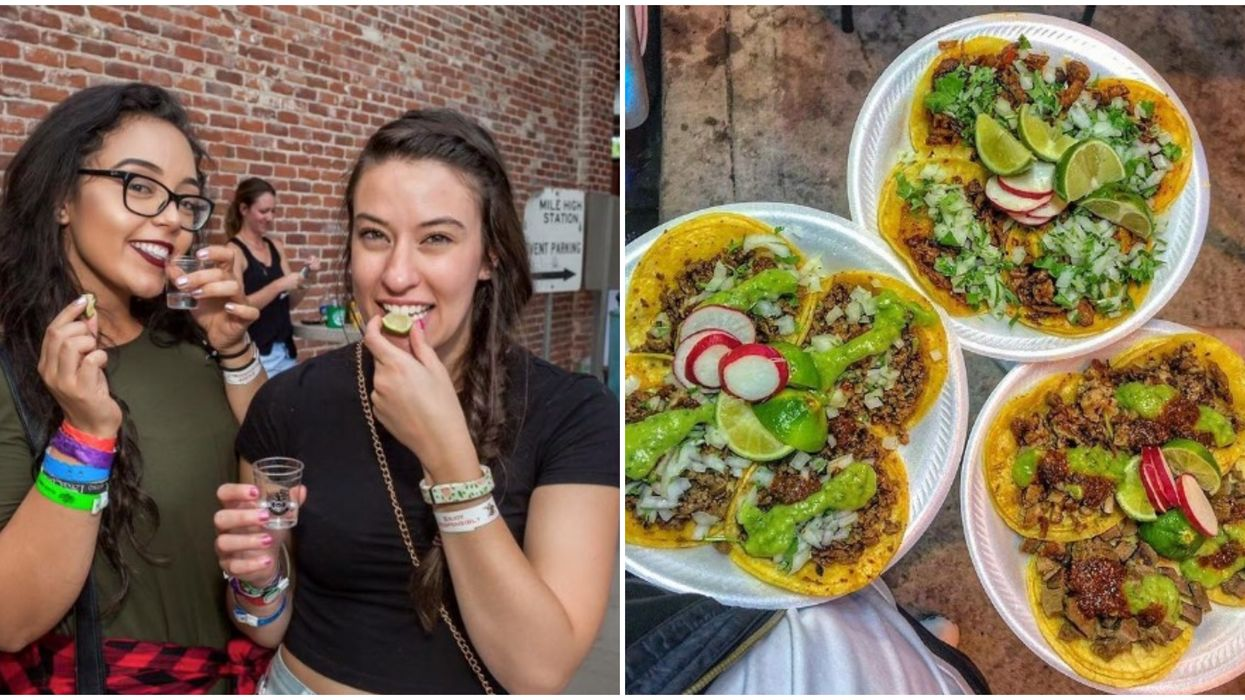The Tequila, Taco & Cerveza Fest Is Coming To Corpus Christi Next Spring