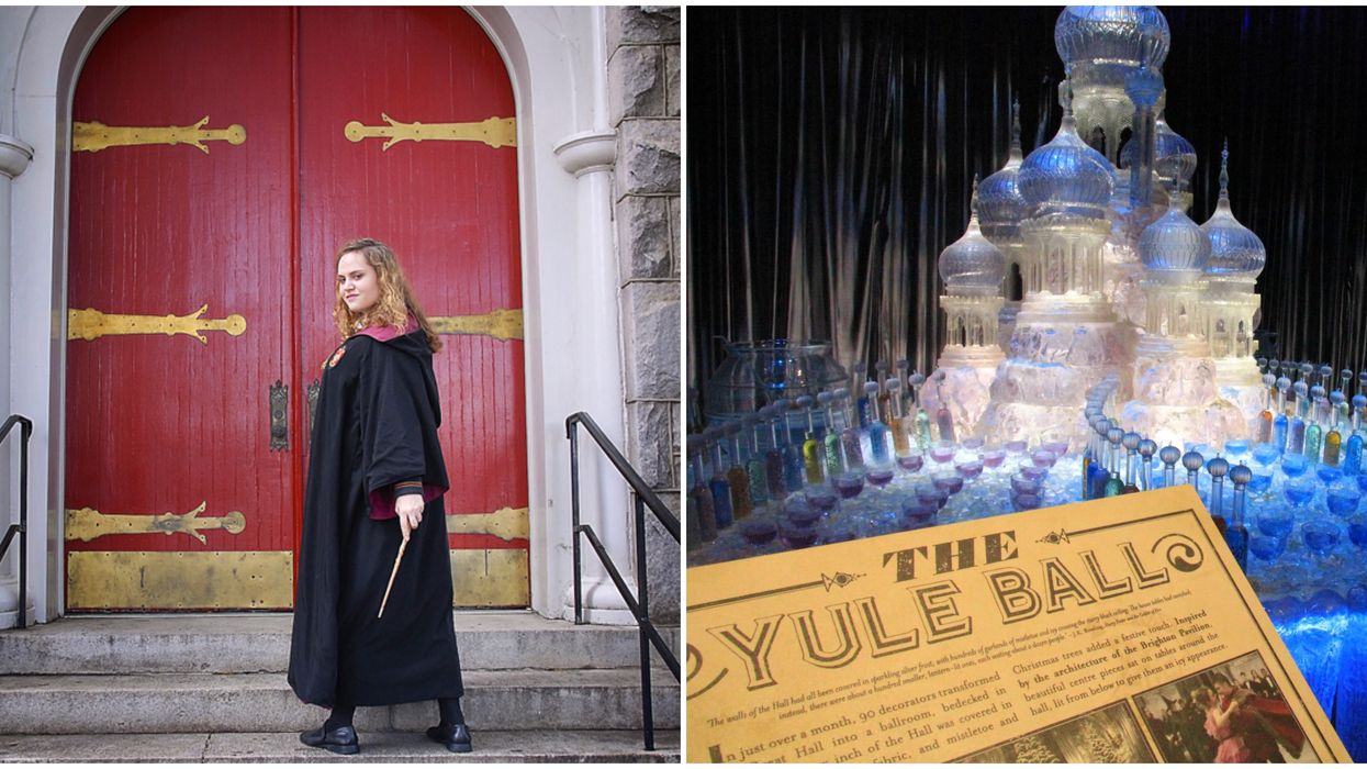 """A Wild Adult-Only Harry Potter """"Yule Ball"""" Is Coming To Austin This Month"""