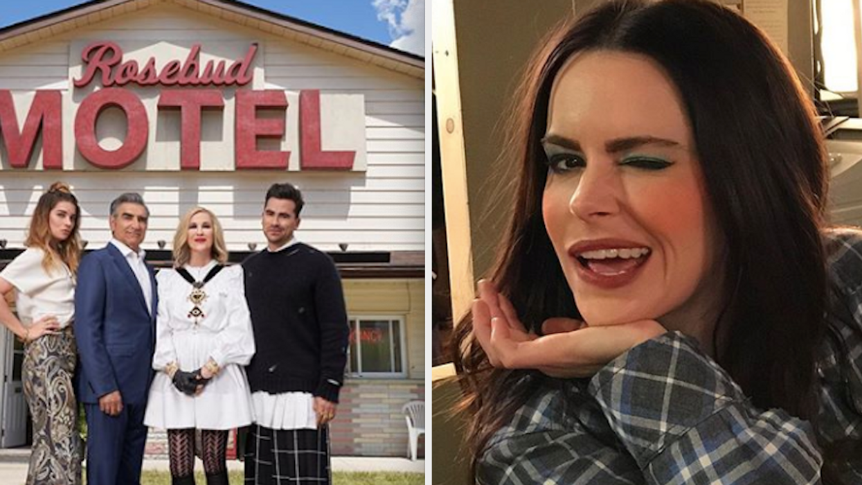 Spare a moment for Schitt's Creek fans because the series finale is coming next year and no one is emotionally ready for it. After six beautiful and hilarious seasons, the Rose family will be saying goodbye to the tiny and run-down Rosebud Motel. Of course, the semi-smooth sailing of it wouldn't be possible without Stevie Budd, the manager who later becomes co-owner with Johnny Rose. Stevie is one of the beloved characters we'll be saying goodbye to and Schitt's Creek Emily Hampshire promised a satisfying series finale, but a box of tissues will still be mandatory.