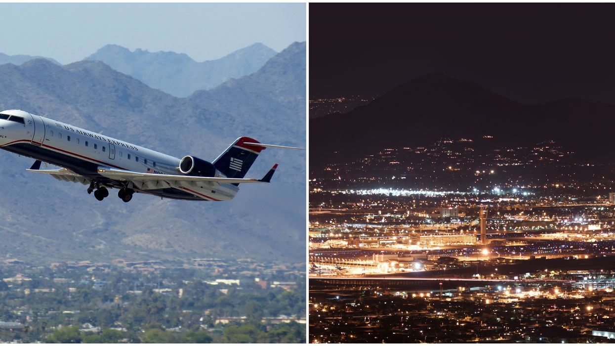 Phoenix Sky Harbor International Airport Is One Of The Best Places To Fly Out Of In 2019