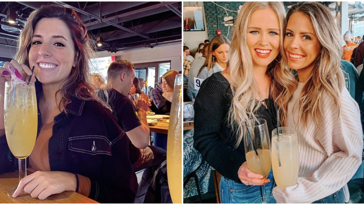 You Can Get Oversized Mimosas At This Nashville Bar