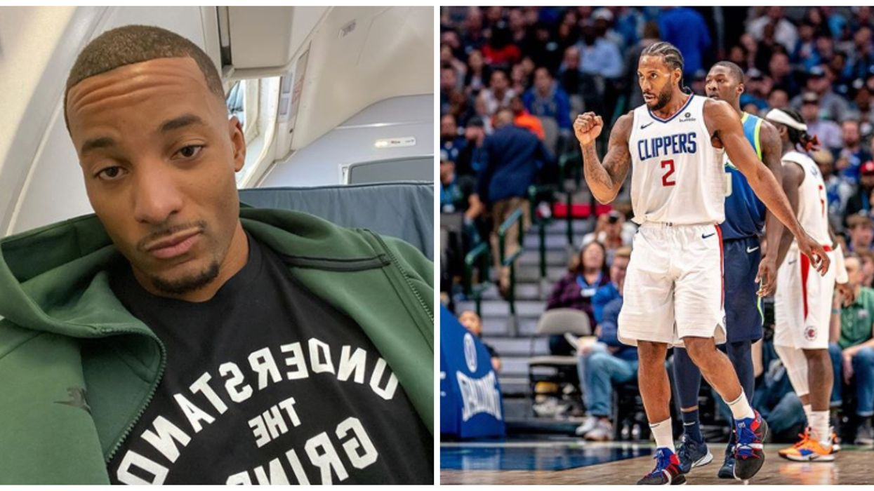 """Norman Powell Says He's """"Tired"""" Of Being Asked About Kawhi"""