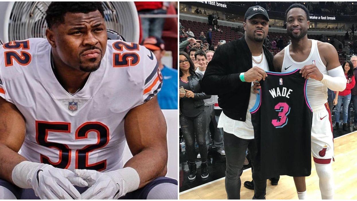 Florida Native NFL Star Khalil Mack Brings Christmas Joy Early