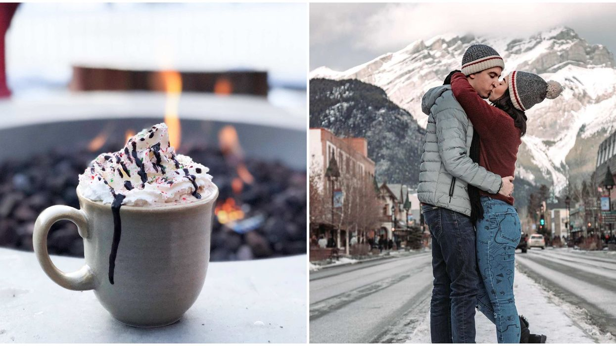Hot Chocolate Trail In Alberta Is A Secret They've Been Hiding From The Rest Of Canada