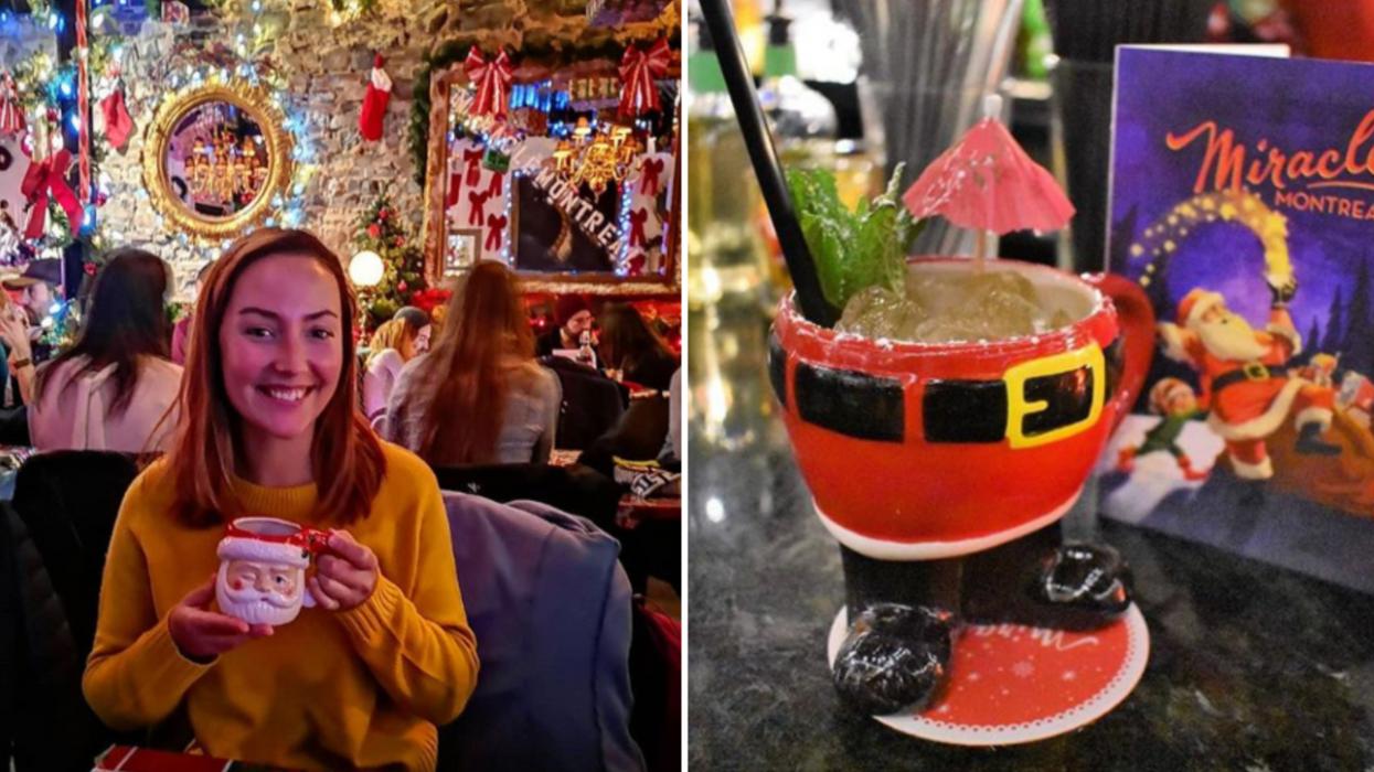 31 dates: Tu peux boire ces 6 drinks de Noël aussi quétaines que délicieux