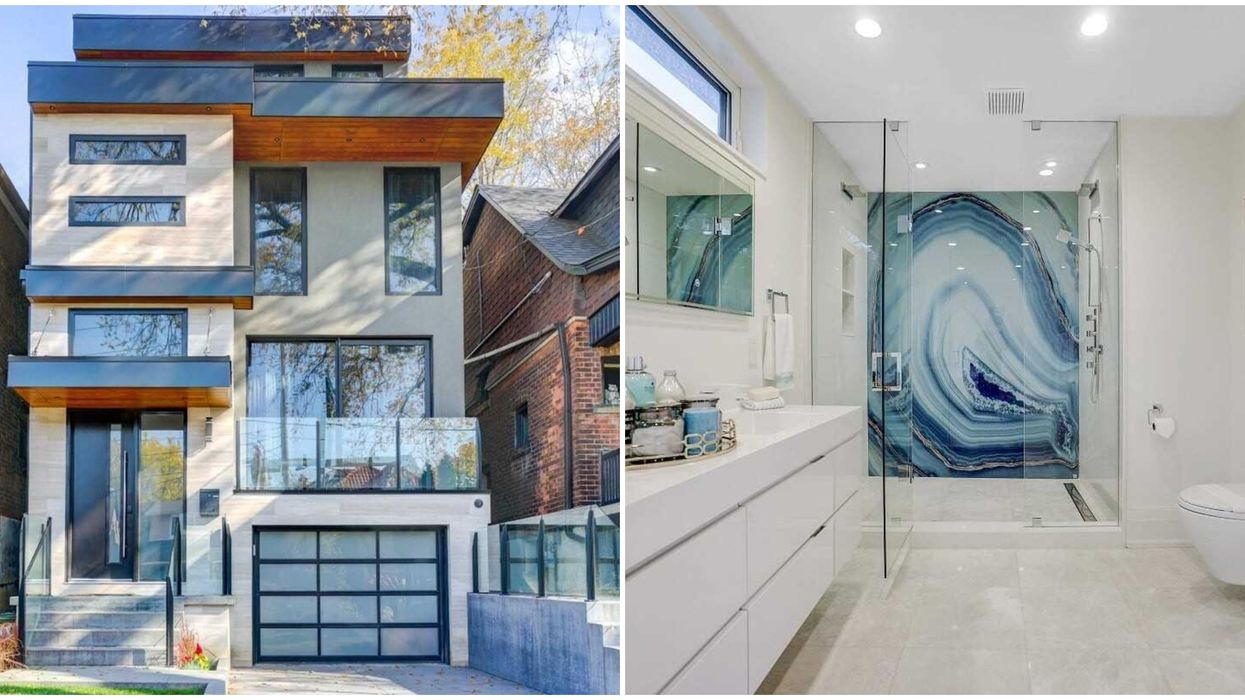 Toronto House For Sale Is So Zen It Will Make Any Minimalists Dreams Come True