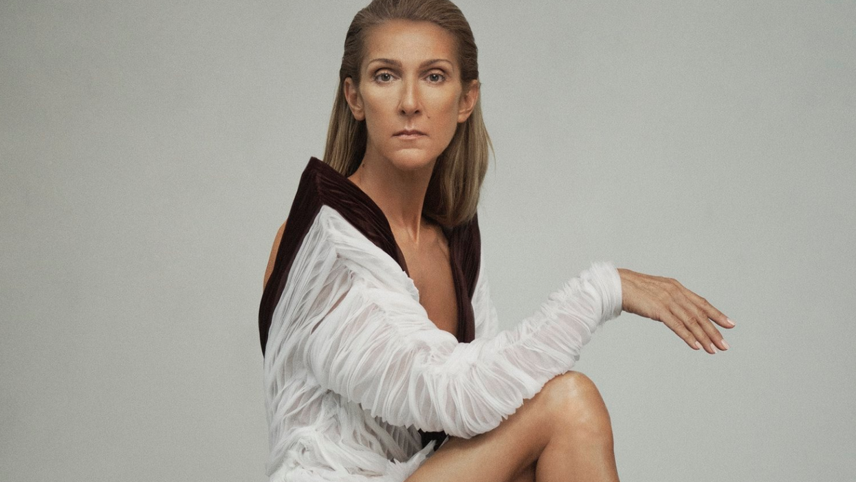 Celine Dion Received An Incredible 15-Minute Standing Ovation In Toronto Last Night (VIDEO)