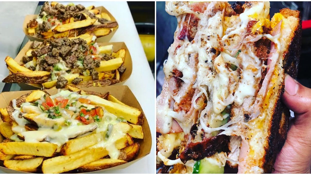 A Free Food Truck Festival Is Coming To Houston This Month & It's So Cheesy