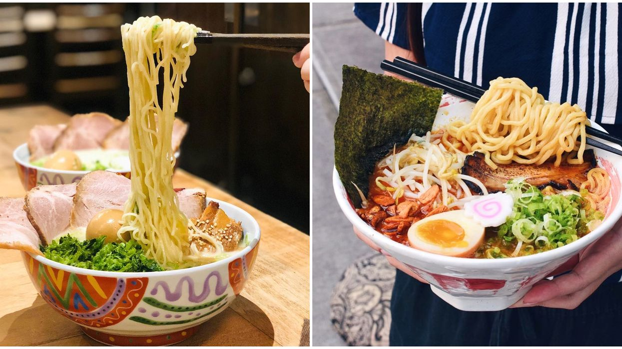 Best Ramen In Vancouver: 11 Spots To Try If You're Obsessed With Noodles
