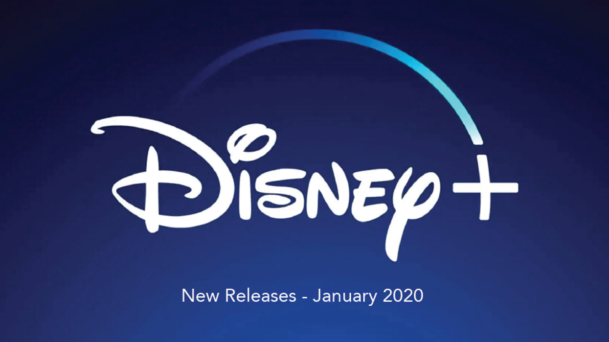 Disney+ Canada January 2020 Shows & Movies