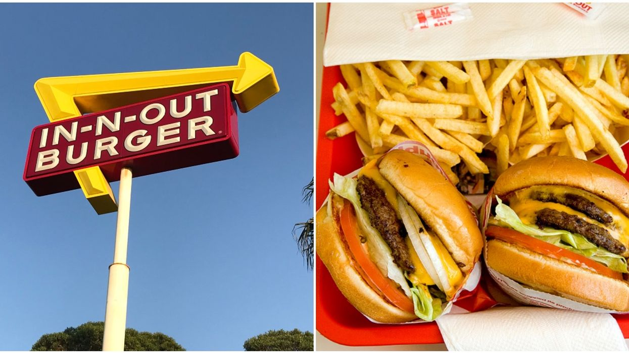 In-N-Out Burger Will Finally Be Just A Day Trip From Vancouver Starting This Week