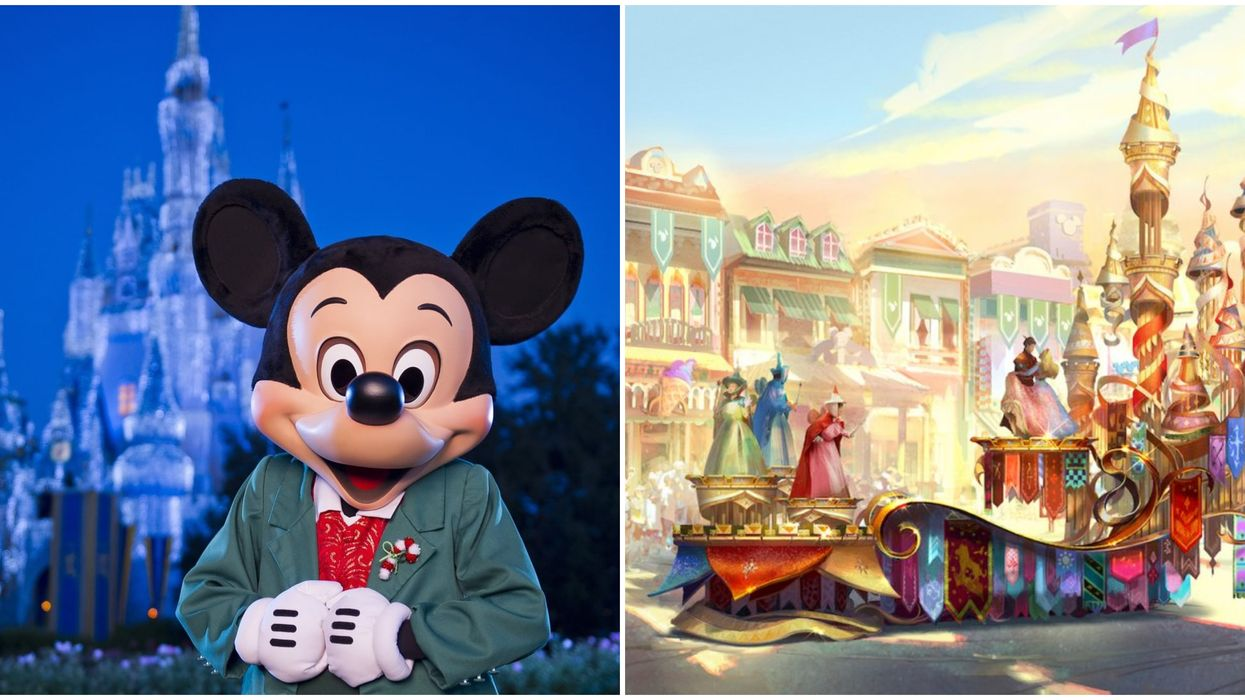 New Disneyland Magic Happens Parade Is Coming To The California Park In 2020