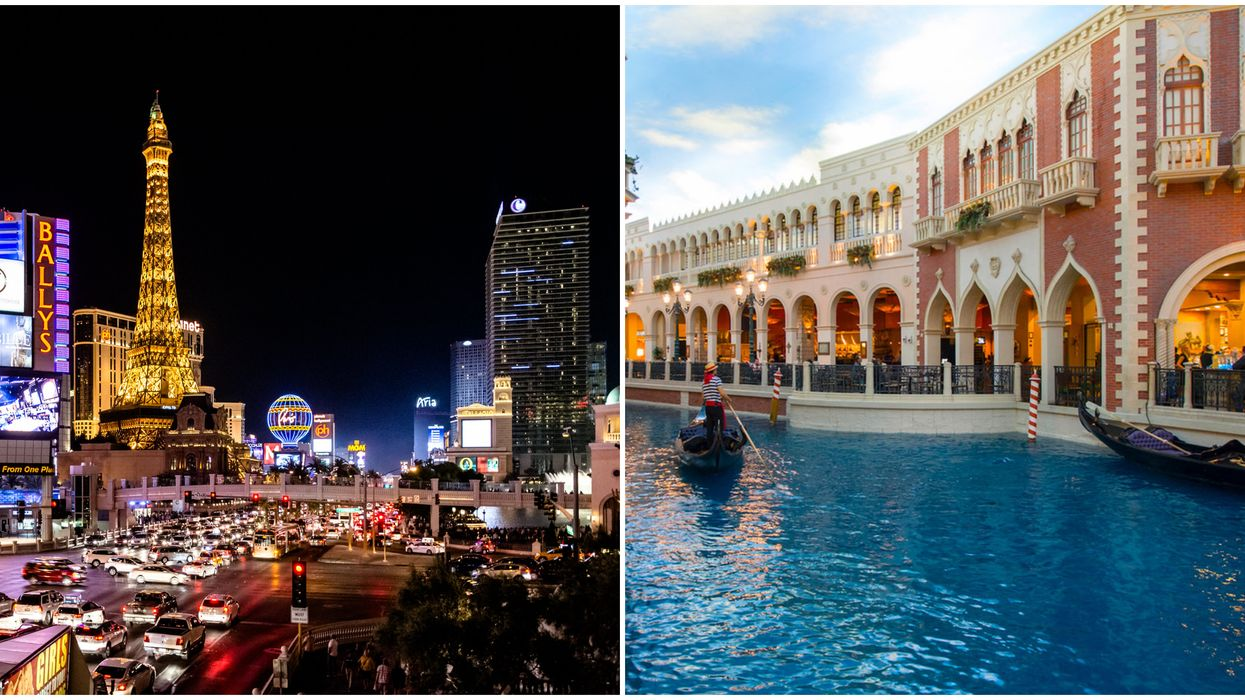 The Cheapest Flight From Seattle To Las Vegas Is Only $50
