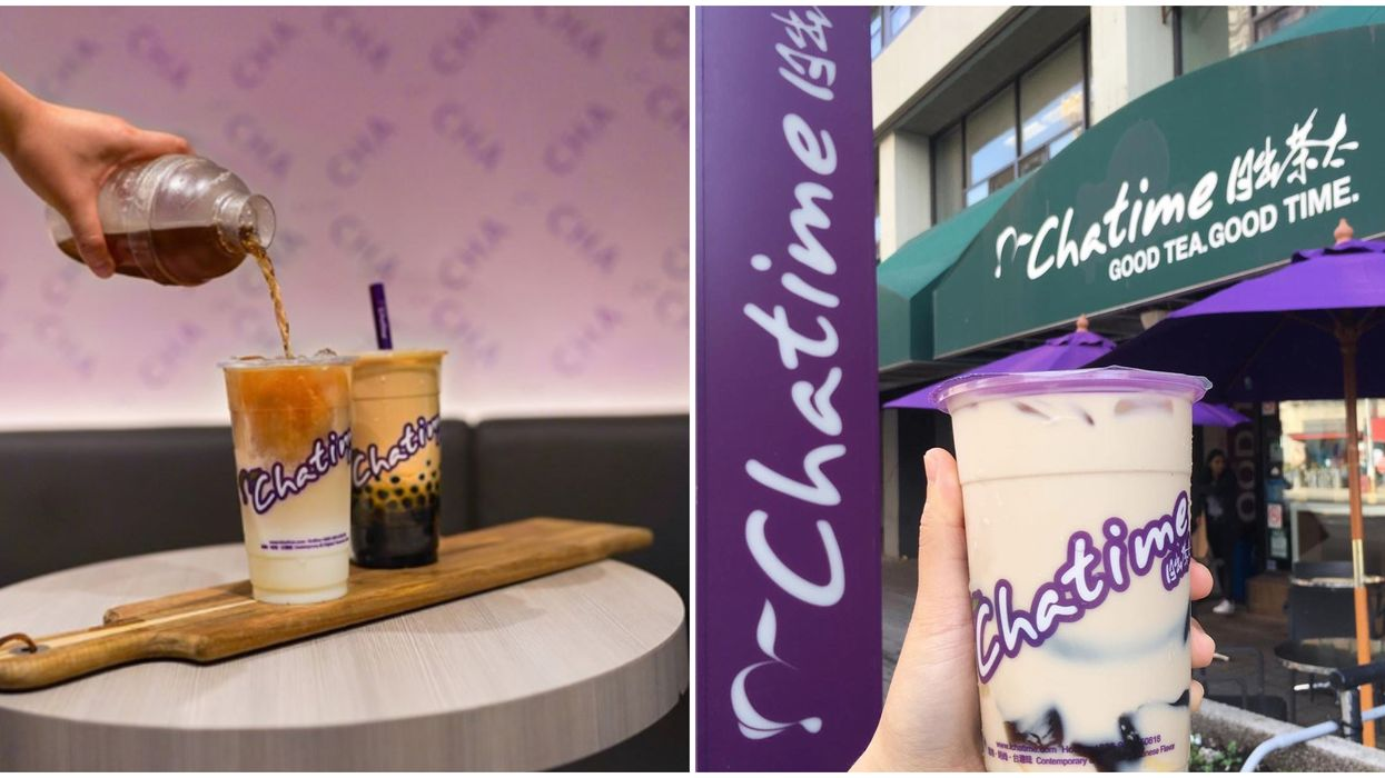 Chatime Location Opening Near Ottawa Is The Biggest In Canada