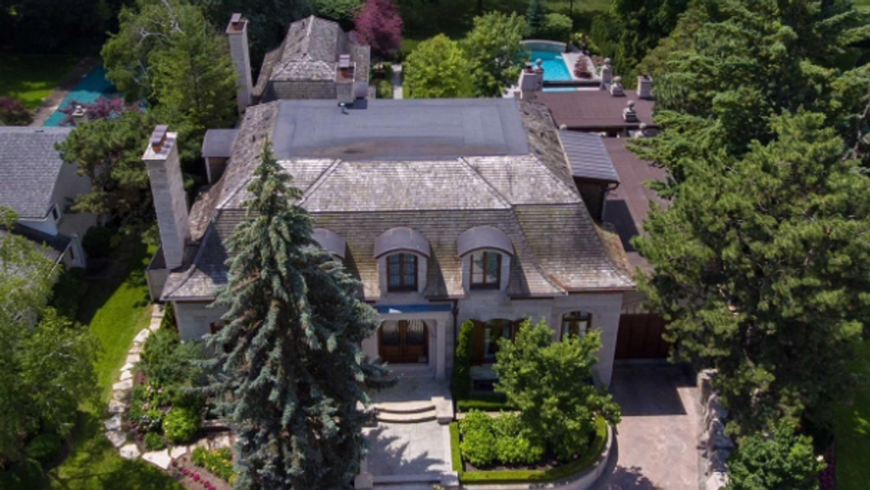 Toronto Mansion For Sale Has A Kitchen That'll Let You Live Out Your Master Chef Dreams