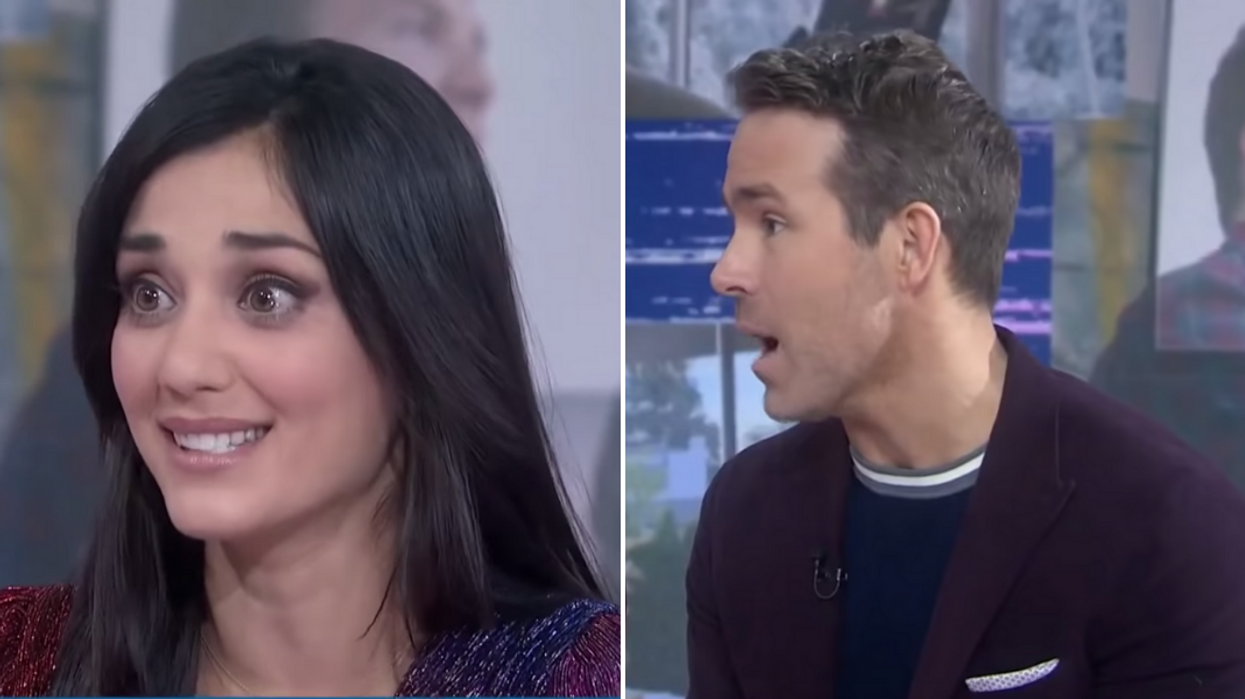 """Ryan Reynolds Surprised The """"Peloton Wife"""" On The """"Today Show"""" & She Was Shocked (VIDEO)"""