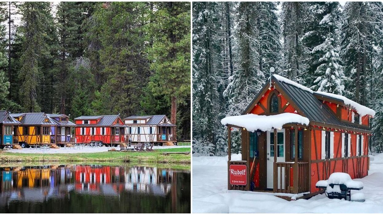 This Tiny House Village In Seattle Is The Perfect Cheap Vacation Destination