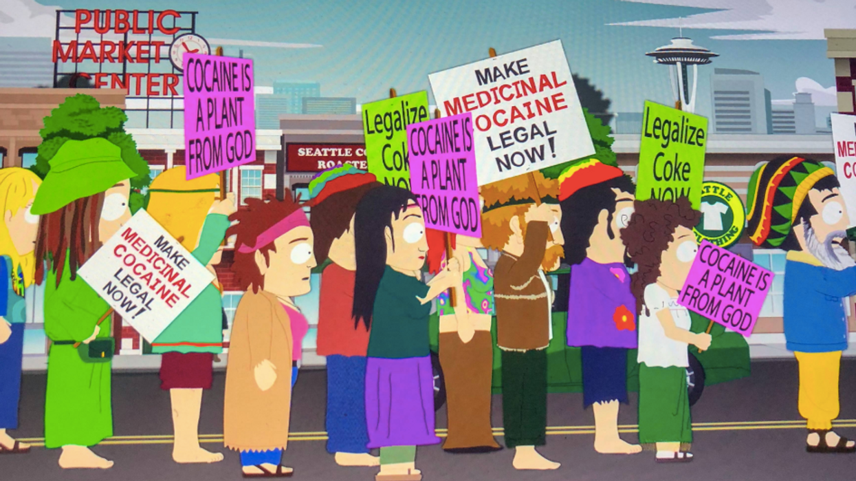 Seattle Was On South Park last night & Redditers Had A Lot To Say About It