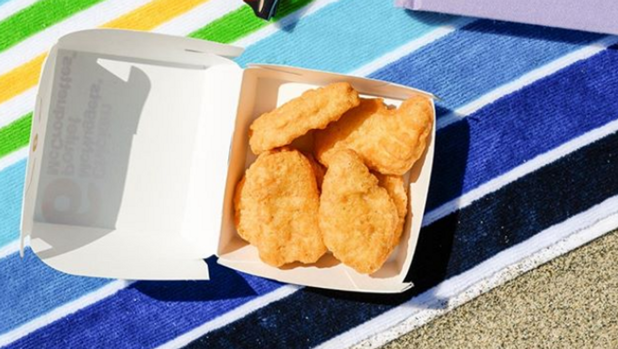 Toronto Skip The Dishes Orders For 2019 Prove The 6ix Goes Nuts For Nuggets