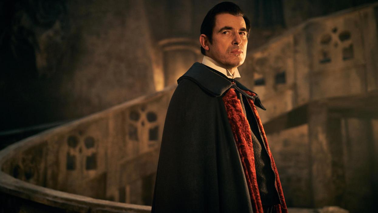 """Dracula"" On Netflix Canada"