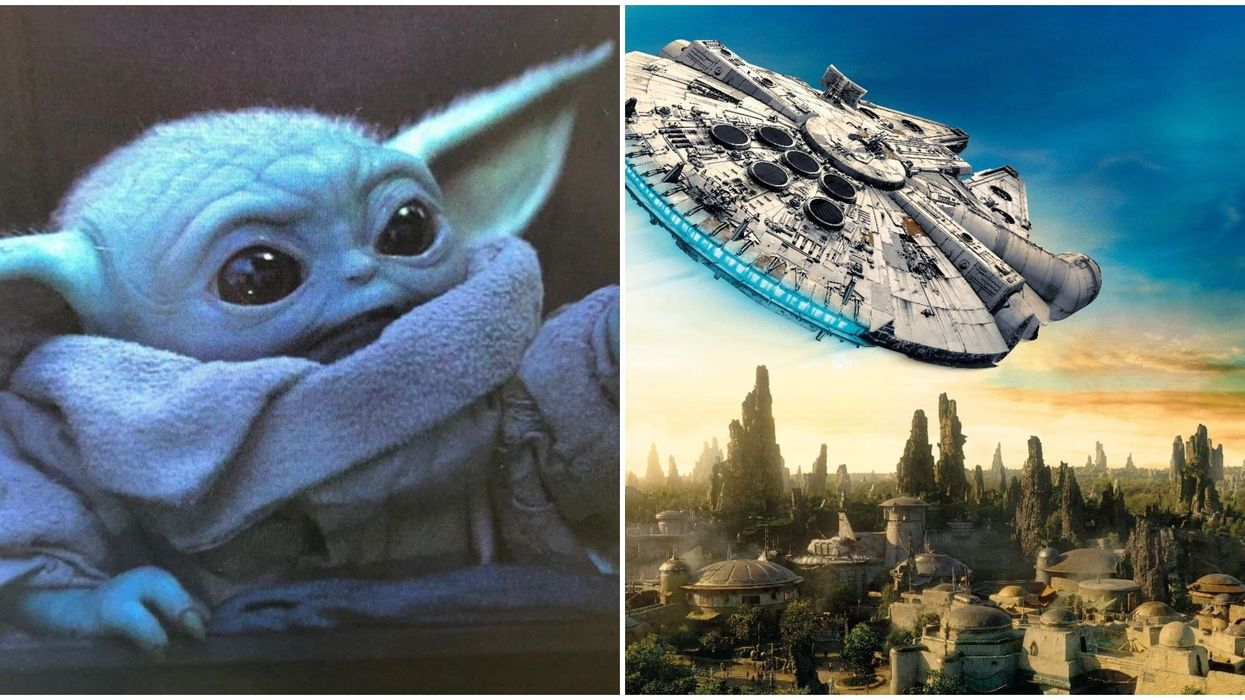 There Are Rumors Baby Yoda Could Be In Disneyland & Fans Are Seriously Freaking Out