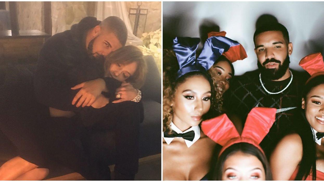 Drake's Dating History