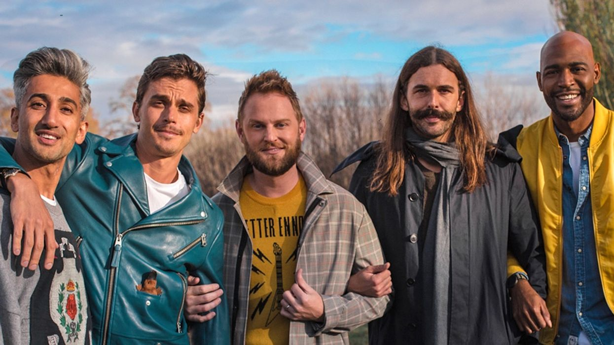 """Netflix's """"Queer Eye"""" Is Coming To Austin & You Can Totally Nominate Someone"""
